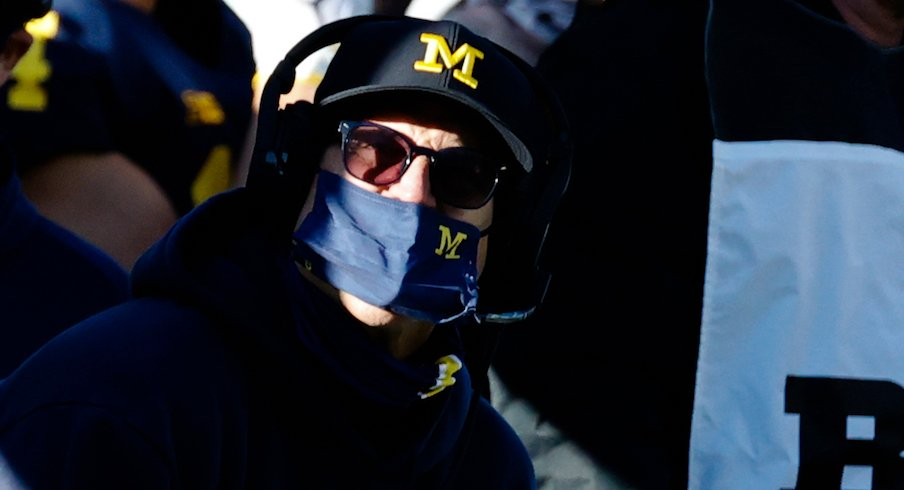 Michigan's game is canceled