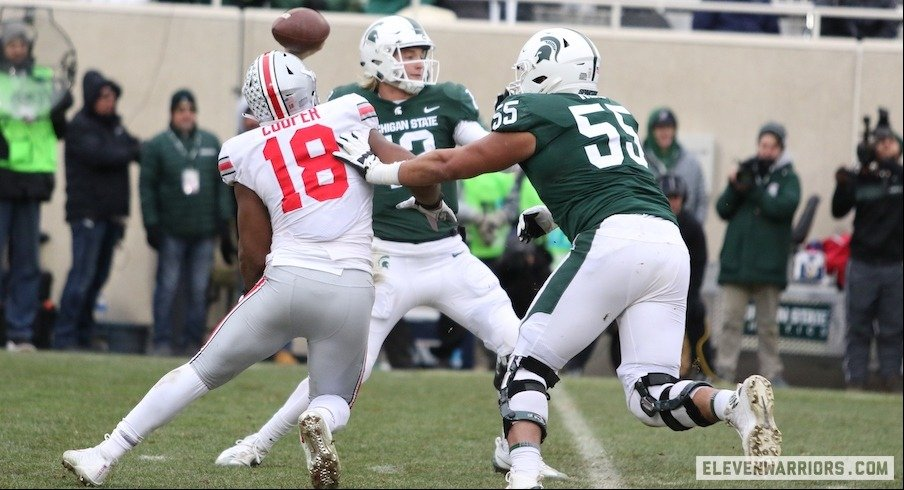 Preview Ohio State Looks For Road Win At Michigan State With No Ryan Day Shorthanded Roster Eleven Warriors
