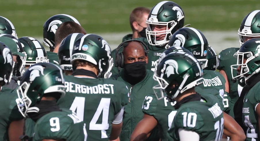 Mel Tucker and the Michigan State Spartans