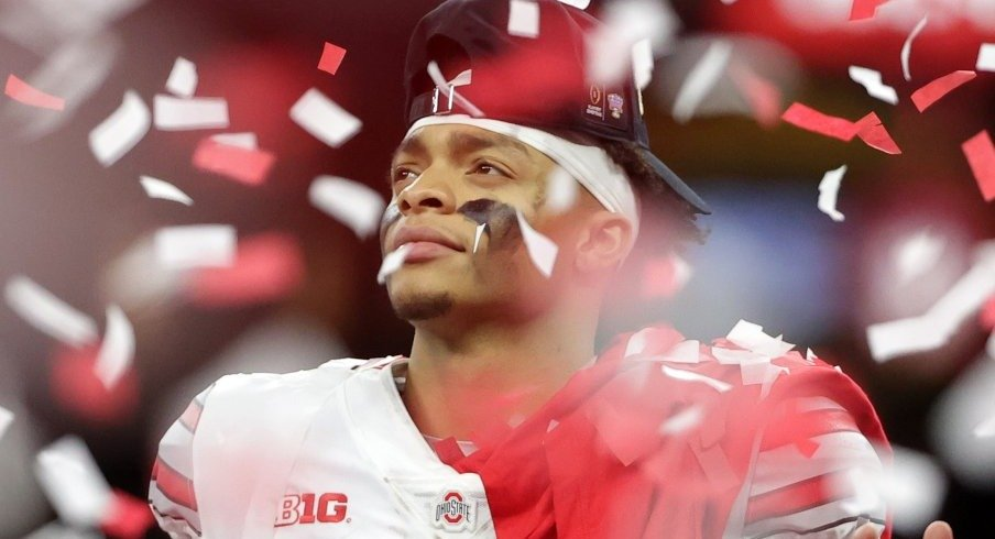Five Things: Heroic Performance By Justin Fields Helps Ohio State  Obliterate Clemson in College Football Playoff Semifinal   Eleven Warriors