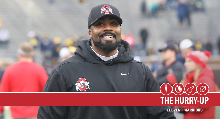 The Hurry-Up: Gabe Powers Reacts to News of Al Washington Staying at Ohio State, Jaylen Johnson Confident Wash - Eleven Warriors