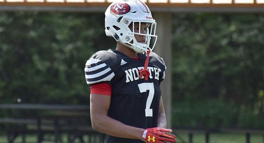 Four-star cornerback signee Jordan Hancock could be in line for early playing time.