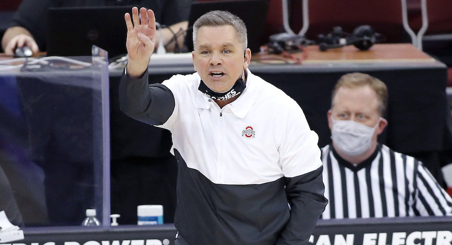 Last Season's End-of-Year Performance Reviews Showed Ohio State's Basketball Coaches Saw Program Heading in - Eleven Warriors