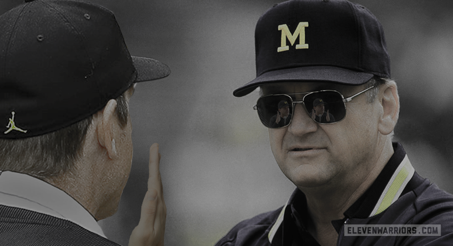 Jim Harbaugh's Nightmare with Bo Schembechler