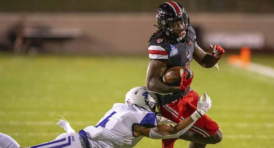 Former Ohio State Running Back Brian Snead Runs for Three Touchdowns on Three Carries for Austin Peay Against - Eleven Warriors