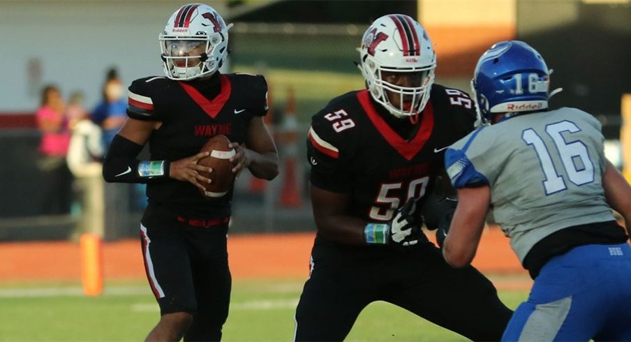 The Buckeyes are officially in the race for Aamil Wagner.