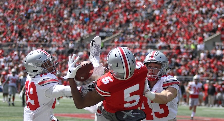Ohio State will allow fans at the spring game.