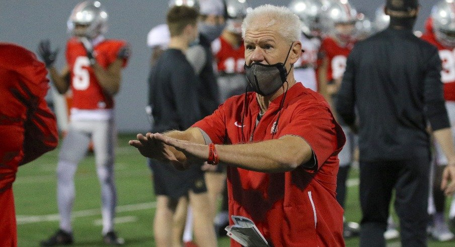 Kerry Coombs is up to his old tricks.