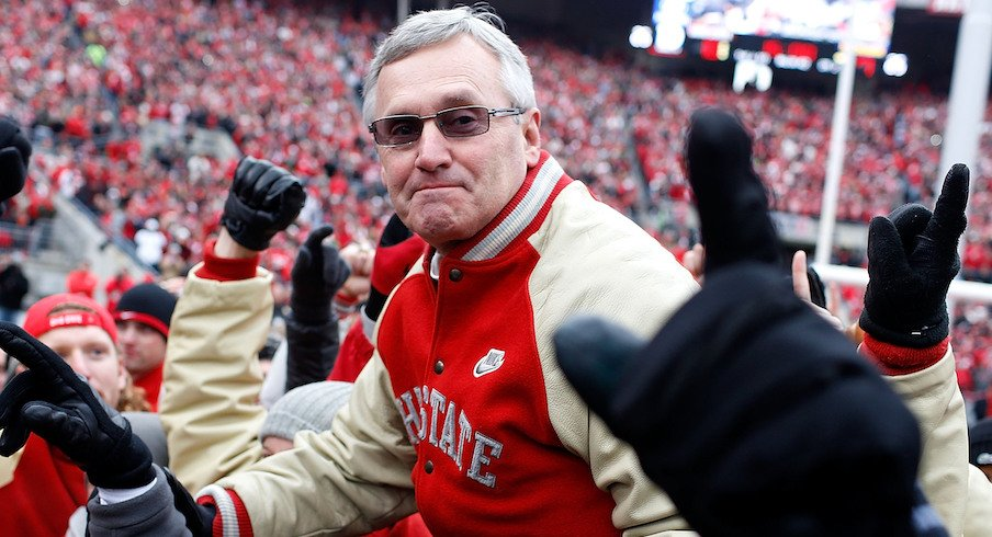 Jim Tressel wants to see Ohio State take the series lead.