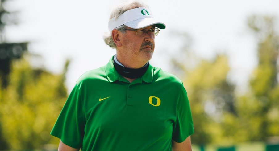 The Oregon play-caller returns to Columbus for the first time since his days at Penn State.