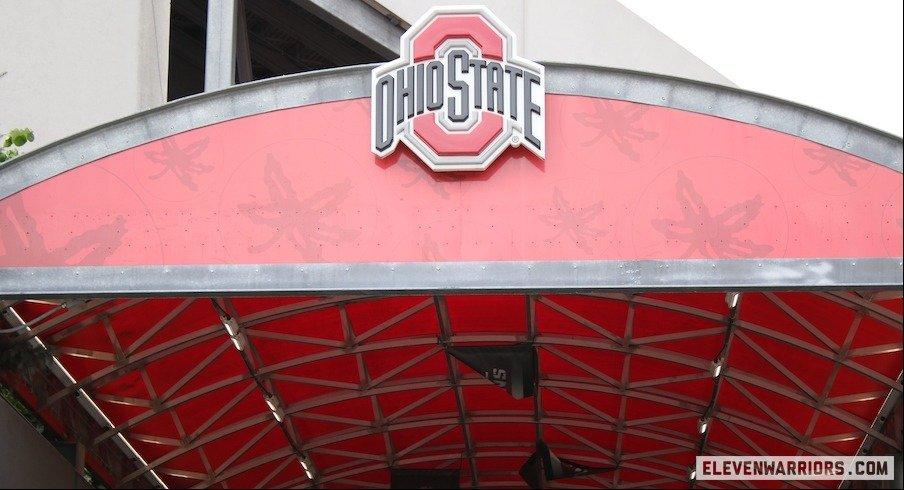 Ohio Stadium tunnel