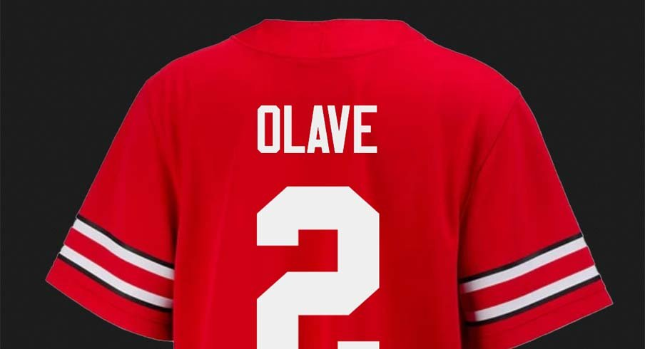 Chris Olave jersey