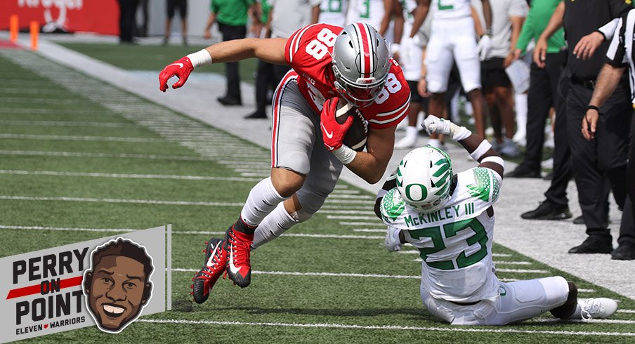 Joshua Perry is here to answer your questions about Ohio State's loss to Oregon