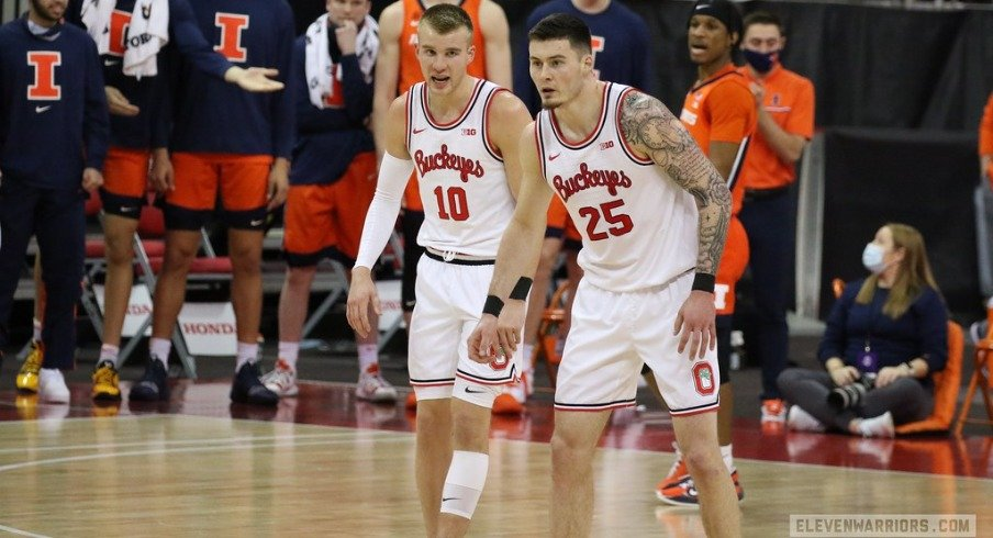 Justin Ahrens, Kyle Young