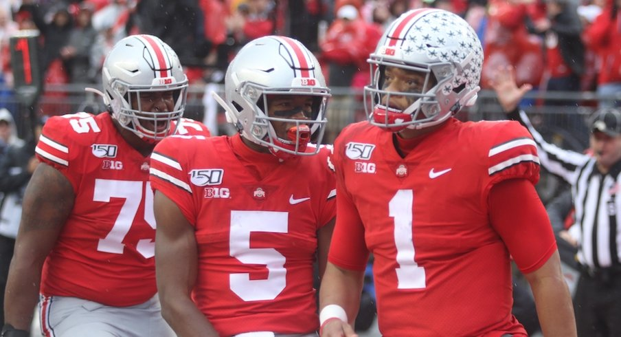 The 2020 Ohio State football roster