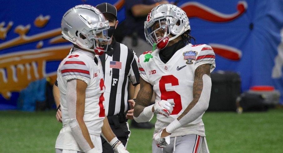 The 2021 Ohio State football roster