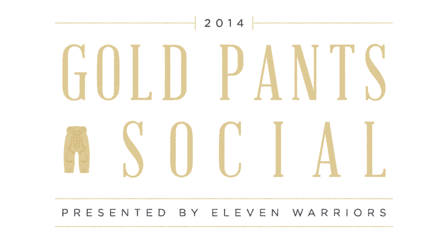 The Gold Pants Social 2014