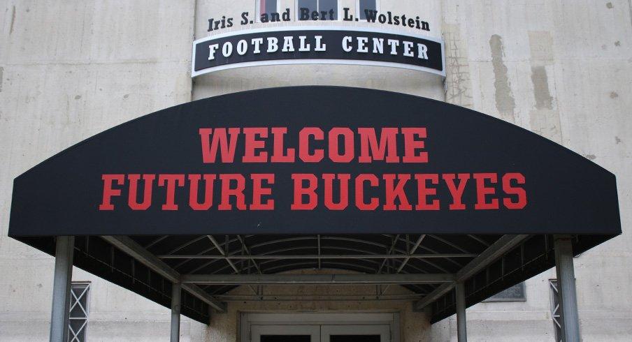 Ohio Stadium Sign